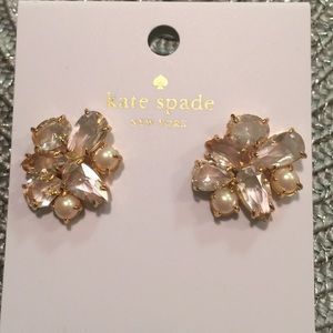 Kate Spade Cream/Multi Earrings